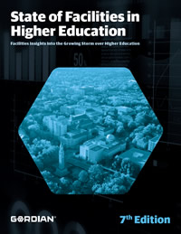 State of Facilities in Higher Education