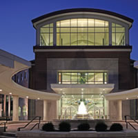 Southern Illinois University: Student Services Building