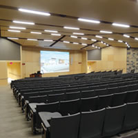 auditorium upgrade