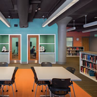 University of Southern Maine: The Learning Commons