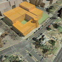 University of New Mexico Starts Construction on Science Center