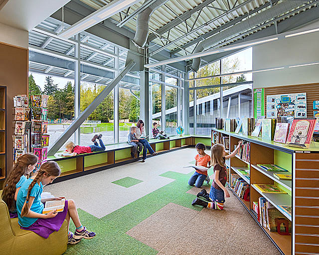 Alexander Graham Bell Elementary School Spaces4learning