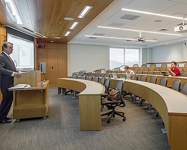boston university school of law sumner m redstone building