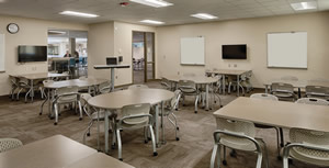 Addition & Alterations to Burnsville High School