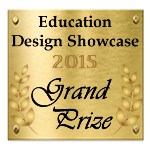 Grand Prize Winner: Education Design Showcase 2015